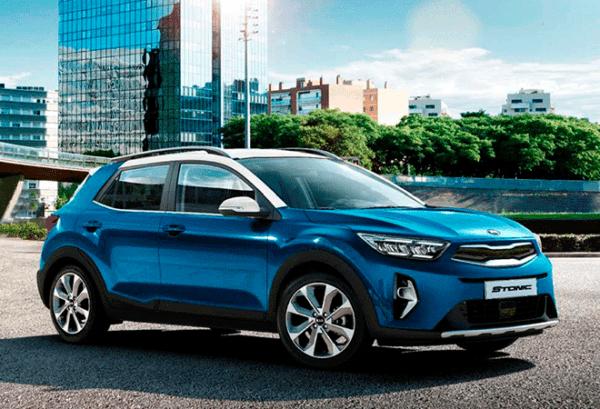 Kia Stonic 1.0 Gdi MHEV Imt Drive | Total Renting