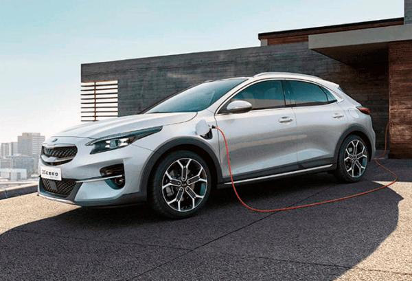 Kia XCeed 1.6 PHEV eTech | Total Renting