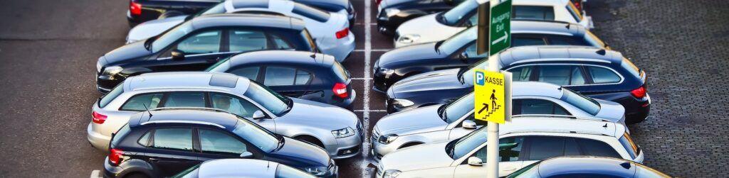 Los sensores de aparcamiento. La novedad más cómoda del mundo del automóvil