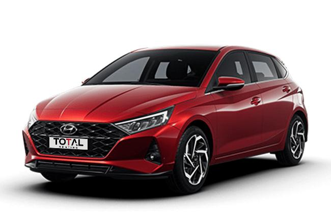 Hyundai i20 1.0 tgdi 100 cv | Total Renting